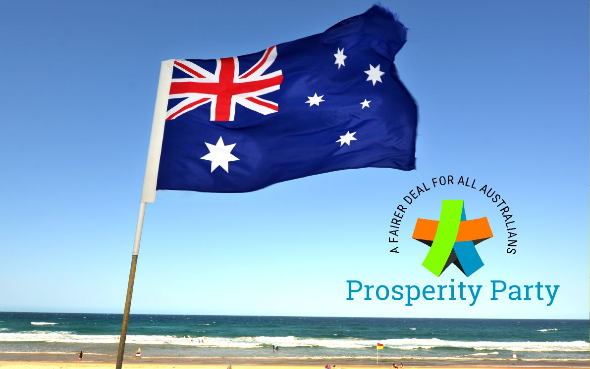 Prosperity Party- Needs Your Support